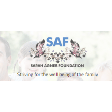 SAF - Sarah Agnes Foundation