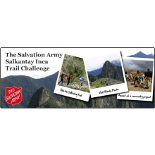 Salvation Army Peru Trek 2015 - Laura Reckley
