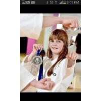 World Karate Championship 2015 Leah Dunn