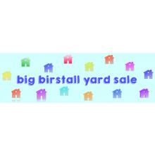Big Birstall Yard Sale