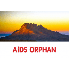 King's Climbs Kilimanjaro 2015 for Aids Orphans - Aaron Mile