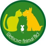 Wetnose Animal Aid cause logo