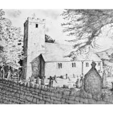 Ystradfellte St Marys Church