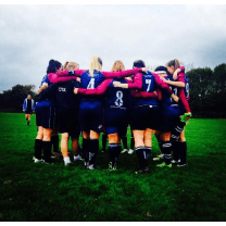 University of Winchester Womens Football Team: help our local community charities