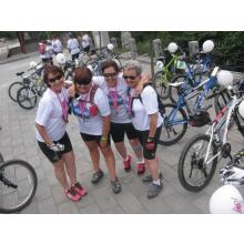 Women versus Cancer Cycle Vietnam 2016 - Karen Stevens