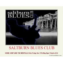 Saltburn Blues Club