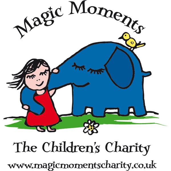 Magic Moments Charity cause logo