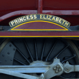 Locomotive 6201 Princess Elizabeth Society Ltd