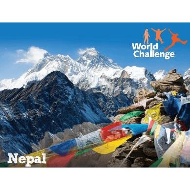 World Challenge Nepal 2016 - Erin Rennie