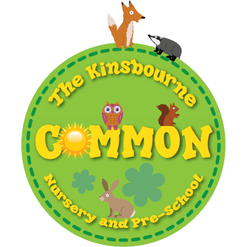 The Kinsbourne Common Nursery & Pre-School cause logo