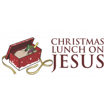 Christmas Lunch On Jesus