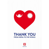 Hats off for Nepal 2015 - Jane Prendy