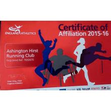Ashington Hirst Running Club