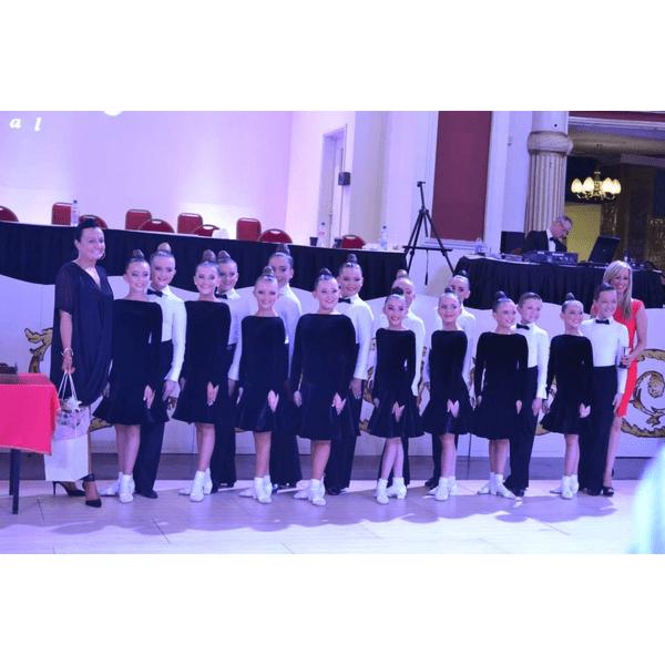 Dance Crazy Juvenile Formation Team 2015/16