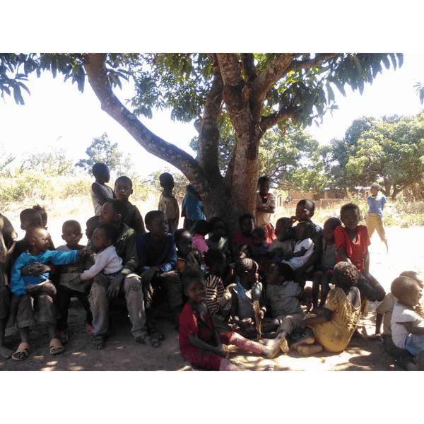Village Ntetema's Children