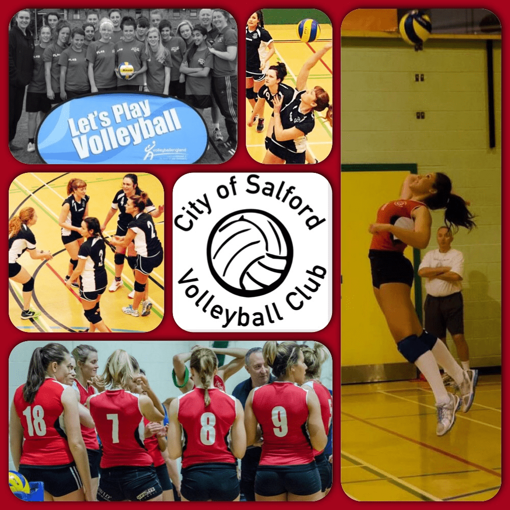 City of Salford Volleyball Club