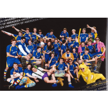 Aberdeen University Men's Hockey Club Tour 2016