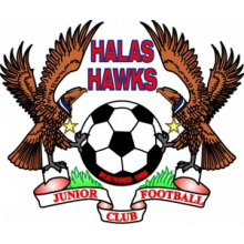 Halas Hawks West u7's football club