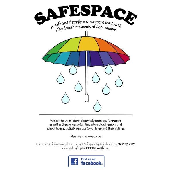 Safespace - Aberdeen