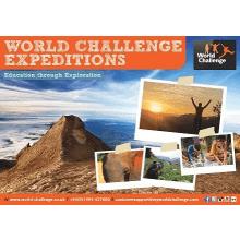 World Challenge Uganda 2016 - Rosa Graham
