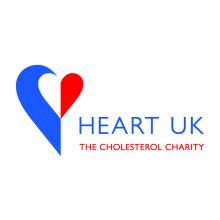 London Marathon 2016 Heart UK - Rob Keeble