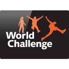 World Challenge India 2016 - Meriel Corry