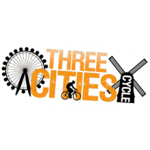 Ades 3 Cities Cycle Challenge 2016 - Adrian Smith