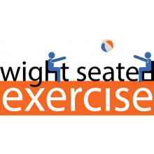 Senior seated exercise
