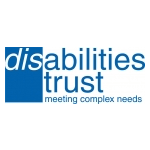 The Disabilities Trust cause logo