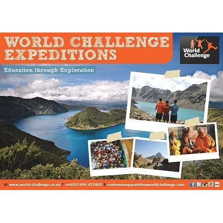 World Challenge India 2017- Helena, Isabel & Milly