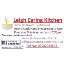 Leigh Caring Kitchen