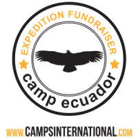 Camps International Ecuador 2017 - Jem and Morgan