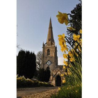 St Michael and All Angels Church, Uffington, Lincolnshire