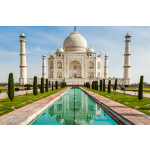 World Challenge India 2017 - James Smith