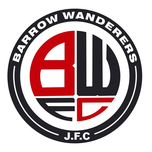 Barrow Wanderers under 10's Reds Football