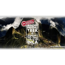 Machu Picchu Trek 2016 for Action Against Hunger - George Hatto