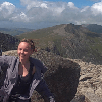 World Challenge Himalayas 2016 - Cyra Gallagher