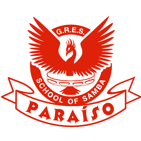 Paraiso School of Samba cause logo