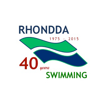 Rhondda Swimming Club cause logo