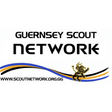 Guernsey Scout Network cause logo