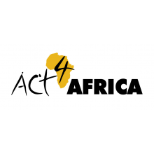 Act4Africa cause logo