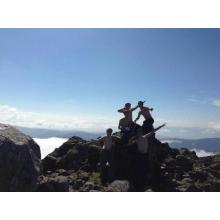 Mount Kilimanjaro for Childreach International 2016 - Matthew Payne