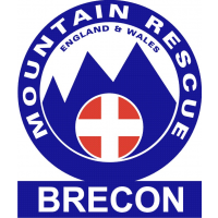 Brecon Mountain Rescue Team cause logo