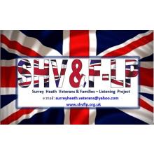 Surrey Heath Veterans & Families-Listening Project (SHV&F-LP)