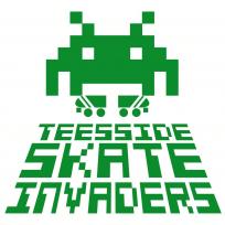 Teesside Skate Invaders