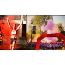 Colour Dash 2016 for Michael Sobell Hospice - Parika Pathak