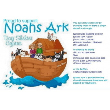 Noah's Ark Dog Shelter Cyprus