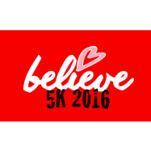 Believe Charity 5K Walk/Run 2016 - Emma Smith