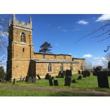 Nether Broughton Church - Melton Mowbray