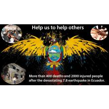 Help Ecuador 2017